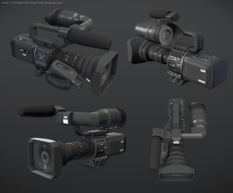 Portfolio | Polyvektor - Quality 3D Assets for Video Games